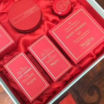 【限时抢】 缇木糖品:wedding瑞士莲盒