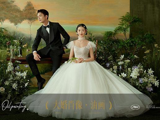 【大婚肖像】技术主管级摄影团队|香榭里艺术空间内景