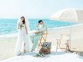 麦田【海岛系列】婚纱照底片全送