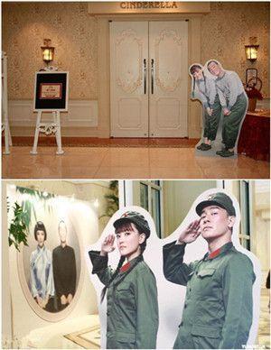 拍了几百张婚纱照,到底选哪张做<a href='https://m.jiehun.com.cn/tag/a8199/' target='_blank'>婚礼迎宾海报</a>?