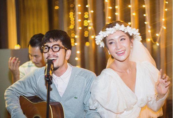 """泰国版黄晓明&amp;Angelababy的""""世纪<a href='https://www.jiehun.com.cn/tag/a5329/' target='_blank'>婚礼</a>"""",美得清新脱俗哇~"""