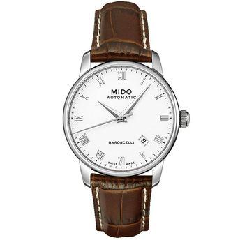 亨吉利:美度MIDO贝伦赛丽机械手表M8600.4.26.8