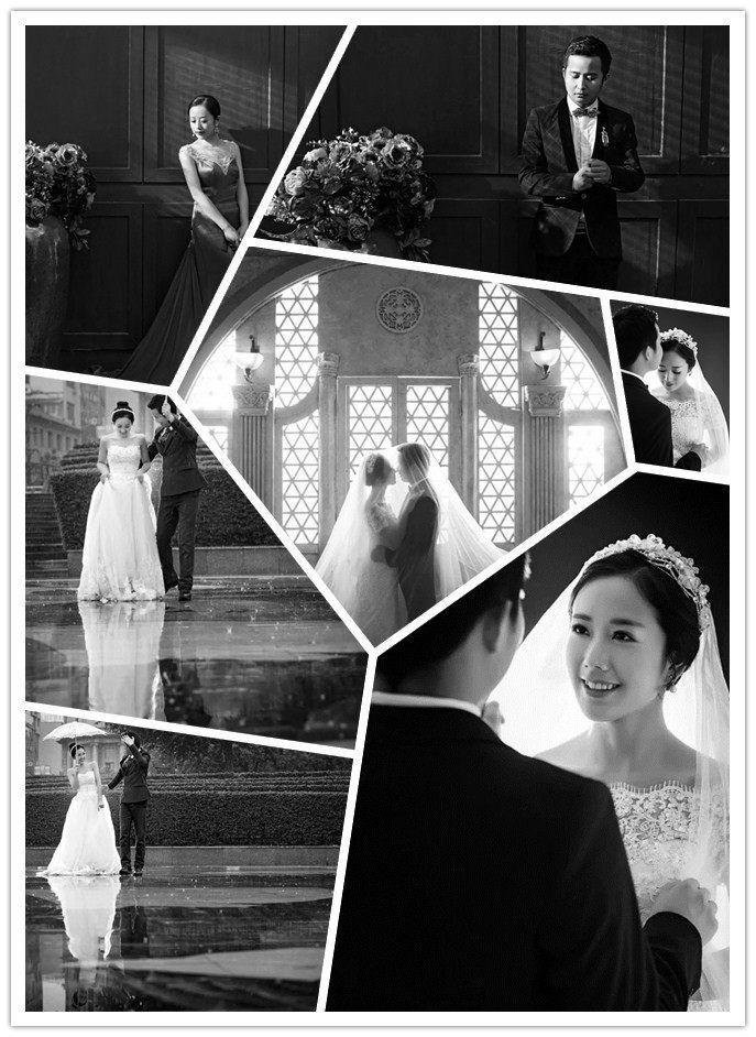<a href='https://m.jiehun.com.cn/tag/a1398/' target='_blank'>黑白婚纱照</a>,你敢来拍吗
