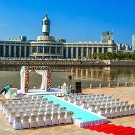 我的婚礼之 婚礼现场百合华堂