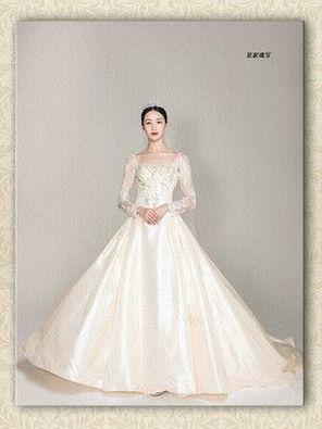 芸绡婚纱礼服高级定制:皇家瑰宝2