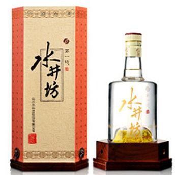 臻情缘【婚宴喜酒】488元/瓶52°水井坊500ml婚博会特惠