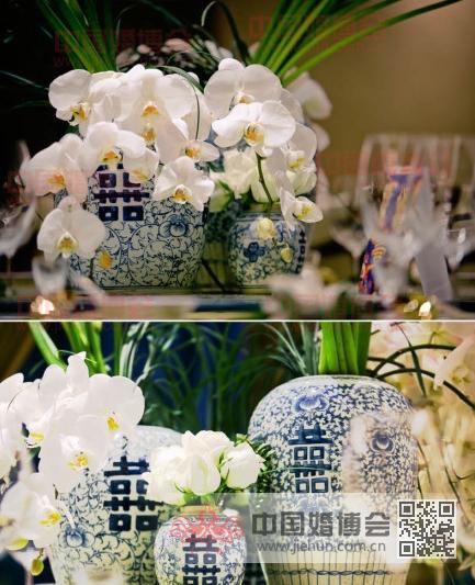 【转载】科普主题婚礼,青花瓷<a href='https://www.jiehun.com.cn/tag/a9981/' target='_blank'>主题婚礼图片</a>大放送
